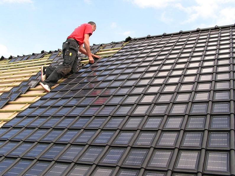 Dakpannen Met Zonnepanelen : Smartroof zonnepannen zonne energie was nog nooit zo mooi door